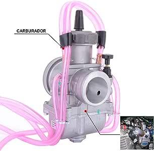 30 mm Carburador OKO para Motocicleta para Honda Suzuki Kawasaki Yamaha KTM 150 CC a 200 CC