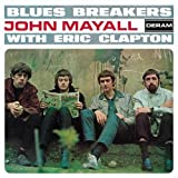 With Eric Clapton by John Mayall & Bluesbreakers (2010-11-02)