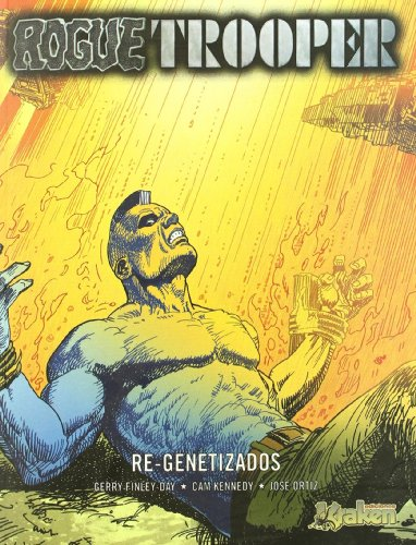 Rogue Trooper 5. Re- Genetizado (Rogue Trooper (kraken))