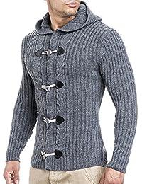 Balandi - Pull à capuche pour homme