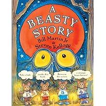 A Beasty Story (Turtleback School & Library Binding Edition) by Bill Martin (2002-09-01)