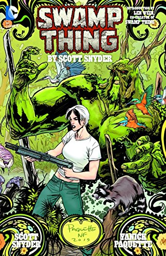 Snyder Deluxe Edition (The New 52) (Dc Comics New 52)