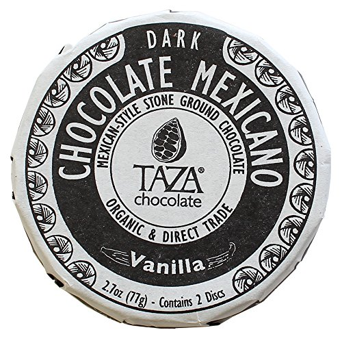 "Taza Chocolate Mexicano ""Vanilla"" (2 x 28g Rundtafeln)"
