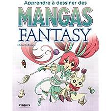 Apprendre a dessiner des mangas fantasy
