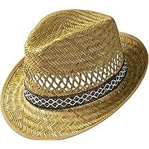 Cappello di paglia da vendemmiatore (protezione dal sole) per Lui e per Lei   464bfe2690cf