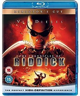 The Chronicles of Riddick [Blu-ray][Region Free] (B001NPE8JA) | Amazon price tracker / tracking, Amazon price history charts, Amazon price watches, Amazon price drop alerts