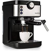 KLARSTEIN BellaVita Espresso - Machine à expresso, 20 bars de pression, Réservoir d'eau amovible, Capacité de 900ml…