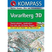 Vorarlberg 3D