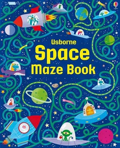 Space Maze Book par Kirsteen Robson