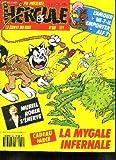 SUPER HERCULE N ° 60. SOMMAIRE - MURIEL ROBIN S ENERVE, L AMOUR EMPORTER ALF.... IMCOMPLET MANQUE LE CADEAU LA MYGALE INFERNALE.