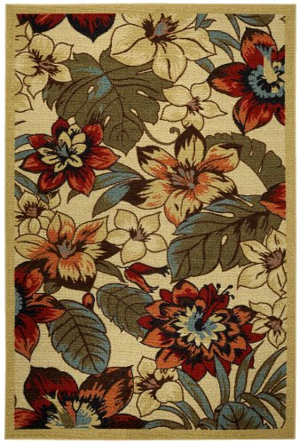 anti-bacterial-rubber-back-doormat-non-skid-slip-rug-18x31-ivory-floral-colorful-interior-entrance-d