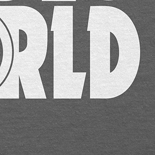 TEXLAB - Wade´s World - Herren T-Shirt Grau