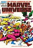 Essential Official Handbook of the Marvel Universe - Deluxe Edition, Vol. 1 (Marvel Essentials) by Mark Gruenwald (2006-03-08)