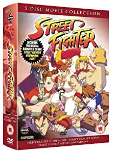Street Fighter Movie Collection [DVD]