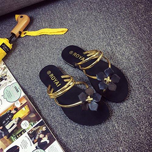 Signora Moderni Sandali, Estate Stile Semplice, Signora Sandali.,Signora Sandali,Dama Sandali golden