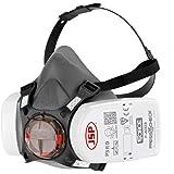 JSP BHT0A3-0L5-N00 Force 8-halfmasker met press-to-check, P3-filter