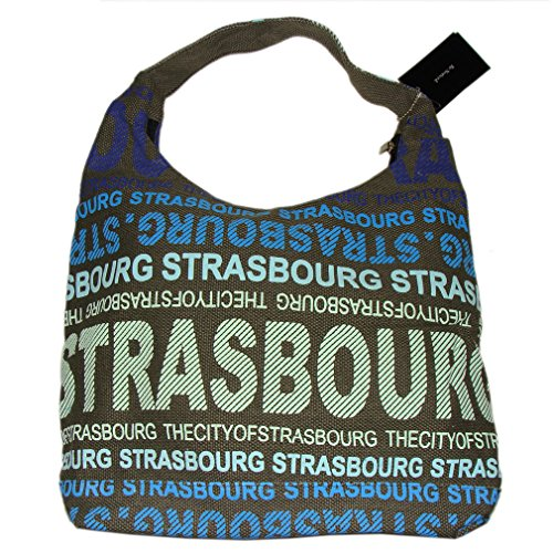 Sac 'City' Strasbourg Robin Ruth - Marron