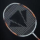 Carlton C BF Heritage V1.0 NH NF Badminton Racquet (Orange)
