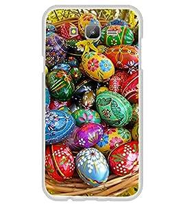 Colourful Ester Eggs 2D Hard Polycarbonate Designer Back Case Cover for Samsung Galaxy J5 (2015 Old Model) :: Samsung Galaxy J5 Duos :: Samsung Galaxy J5 J500F :: Samsung Galaxy J5 J500FN J500G J500Y J500M