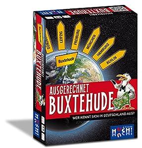Huch Verlag - Juego de cartas, 2 a 6 jugadores (versión en alemán)