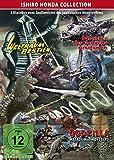 Ishiro Honda Collection: Godzilla - Weltraumbestien - Monster des Grauens [3 DVDs]