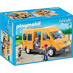 Playmobil Colegio - Autobús escolar