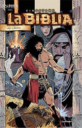 Kingstone La Biblia, Tomo 4: Los Jueces por Art A. Ayris