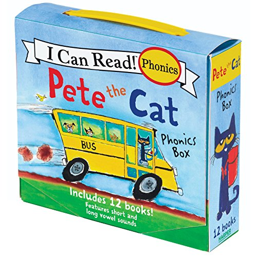 Box: Includes 12 Mini-Books Featuring Short and Long Vowel Sounds (My First I Can Read) ()