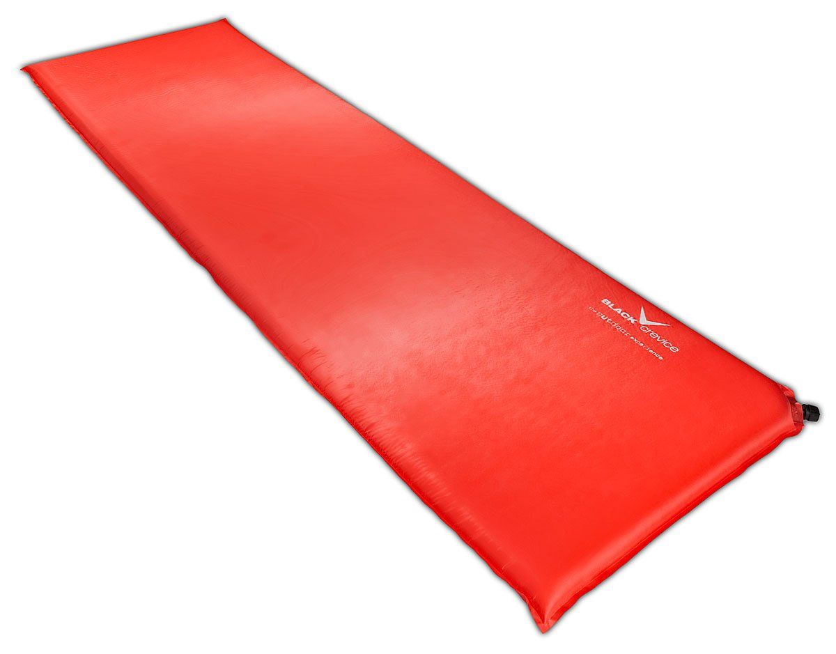 Black Crevice Selbstaufblasbare Luftmatratzen, rot, 7, BCR024193-RE-7