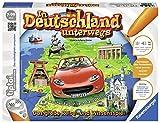 tiptoi® In Deutschland unterwegs: Die interaktive Audio-Tour durch Deutschland für 1-6 Spieler ab 7 Jahren
