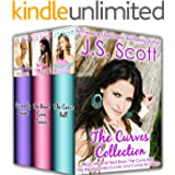 The Curves Collection Big Girls And Bad Boys: The Curve Ball, The Beast Loves Curves, Curves By Design (BBW Romance Collection)