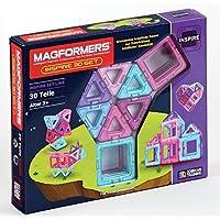 """Magformers - Set per costruzuioni e connessioni creative """"Inspire"""", 30 pz."""