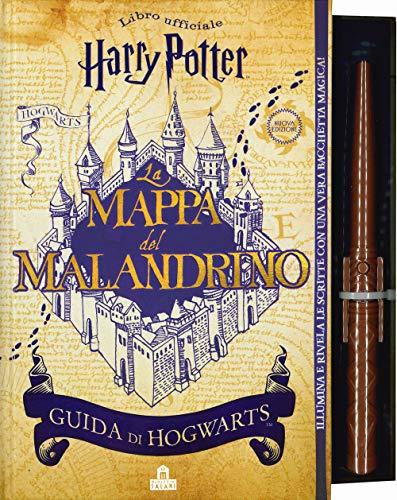 La mappa del Malandrino. Guida a Hogwarts. Harry Potter. Ediz. a colori. Con gadget (J.K. Rowling's wizarding world)