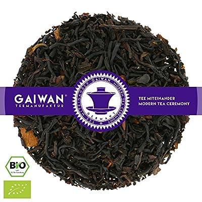 """N° 1406: Thé noir bio """"Cannelle noire"""" - feuilles de thé issu de l'agriculture biologique - GAIWAN® GERMANY - thé noir d'Inde, cassia, cannelle"""
