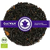 "Núm. 1406: Té negro orgánico ""Canela negra"" - hojas sueltas ecológico - 250 g - GAIWAN® GERMANY - té negro de la India, cassia"