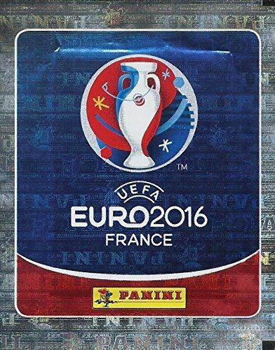 Panini Euro 2016 Sticker 1 Tüte (5 Bilder)