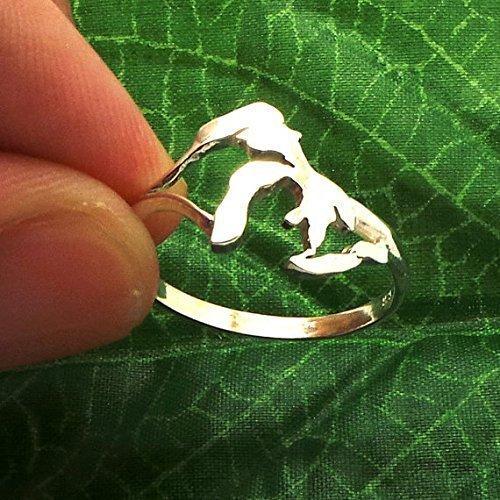 fatto-a-mano-michigan-grande-laghi-argento-anelli