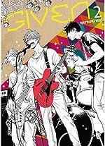 Given T02 de Natsuki Kizu