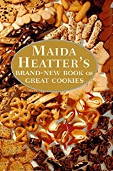 Maida Heatter's Brand-New Book of Great Cookies by Maida Heatter (1995-10-17)