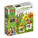 Quercetti 0683 - Gioco Green Fiori Nasturzio, Astro Cinese