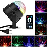 LED Disco Licht Beleuchtung, MTURE Pa...
