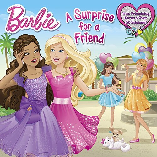 (A Surprise for a Friend (Barbie) (Pictureback(R)))
