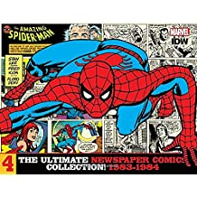 The Amazing Spider-Man: The Ultimate Newspaper Comics Collection Volume 4 (1983 -1984) (Spider-Man Newspaper Comics, Band 4)