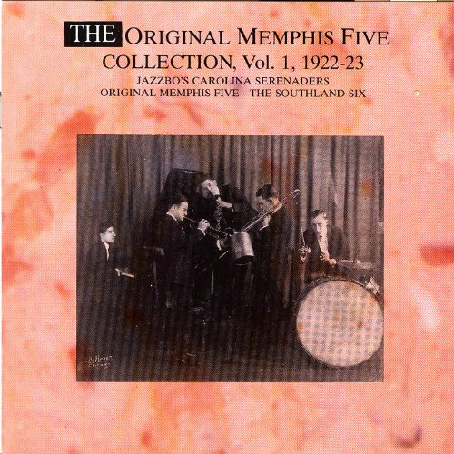 The Original Memphis Five Collection Vol. 1 - 1922-1923