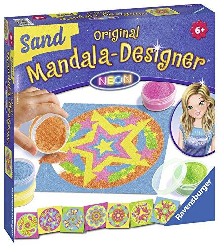Ravensburger 297078Mandala Designer Neon