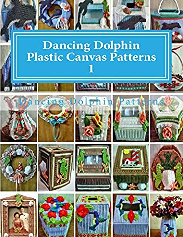 Dancing Dolphin Plastic Canvas Patterns 1: DancingDolphinPatterns.com: Volume 1