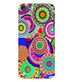 For Apple iPod Touch 5 circle pattern ( circle, circle pattern, nice pattern, beautiful pattern, pattern ) Printed Designer Back Case Cover