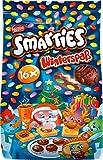 Smarties - Winterspaß Milchschokolade mit Milchcremefüllung und Smarties - 120g