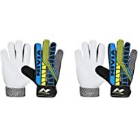 Nivia Web 898 Latex Goalkeeper Gloves (Multicolour)