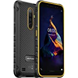 Teléfono Resistente Ulefone Armor X8, Android 10 Móvil IP68 Antigolpes, 4GB+64GB, 256GB SD Externa, 13MP Triple Cámara Subacu